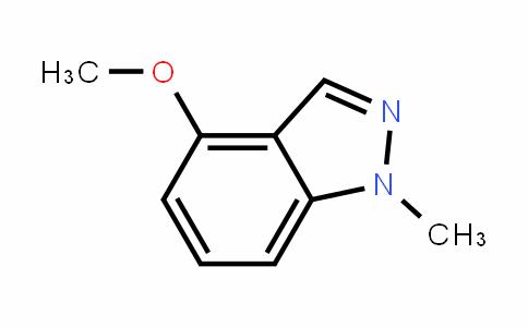 4-methoxy-1-methyl-1H-indazole