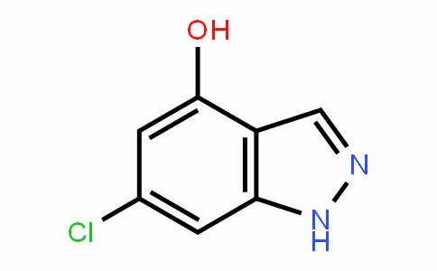 6-chloro-1H-indazol-4-ol