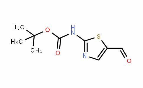 (5-Formyl-thiazol-2-yl)-carbamic acid tert-butyl ester
