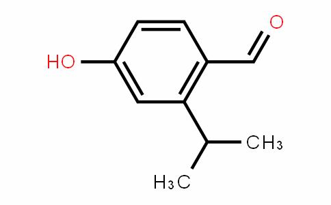 4-hydroxy-2-isopropylbenzaldehyde