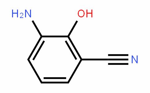 3-amino-2-hydroxybenzonitrile