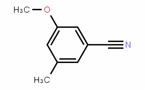 3-Methoxy-5-methylbenzonitrile