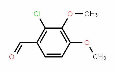 2-Chloro-3,4-dimethoxybenzaldehyde