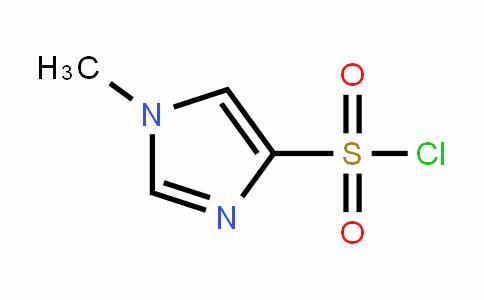 1-Methyl-1H-imidazole-4-sulfonyl chloride