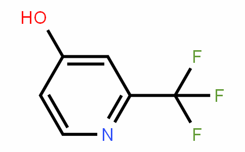 2-(Trifluoromethyl)-4-hydroxypyridine
