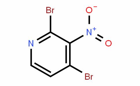 2,4-Dibromo-3-nitropyridine