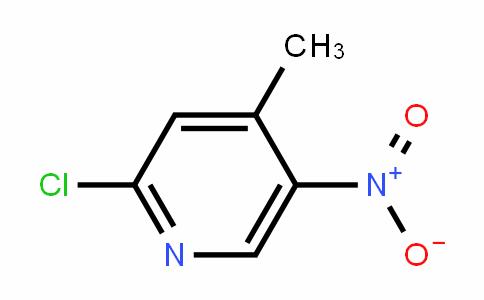 2-chloro-5-nitro-4-picoline