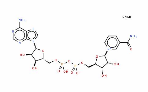 Nicotinamide adenine dinucleotide(NAD+)mono sodium salt