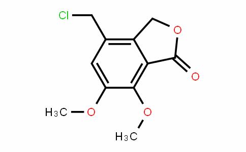 4-chloromethyl-6,7-dimethoxy-3H-isobenzofuran-1-one
