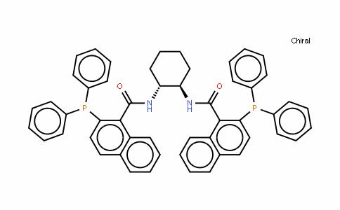 (1R,2R)-(+)-1,2-Diaminocyclohexane-N,N'-bis(2-diphenylphosphino-1-naphthoyl)