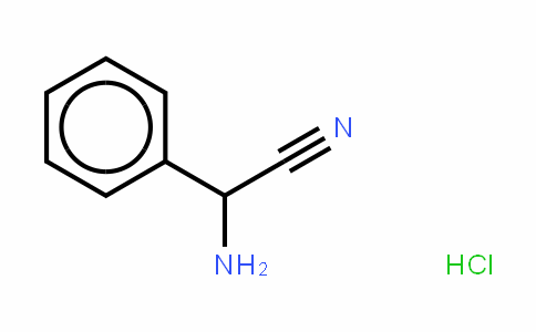 2-PHENYLGLYCINONITRILE HYDROCHLORIDE