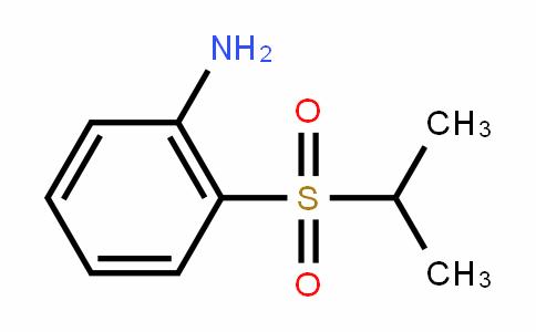 1-AMINO-2-(ISOPROPYLSULPHONYL)BENZENE