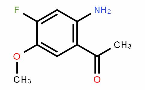 1-(2-Amino-4-fluoro-5-methoxyphenyl)ethanone