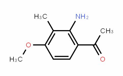 1-(2-amino-4-methoxy-3-methylphenyl)ethanone