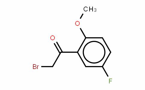 a-Bromo-5'-fluoro-2'-methoxyacetophenone