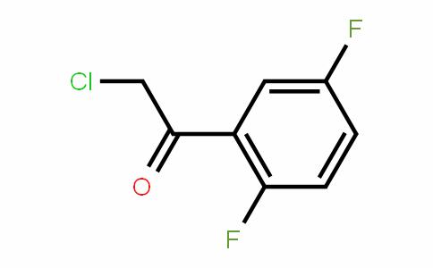 2-chloro-1-(2,5-difluorophenyl)ethanone
