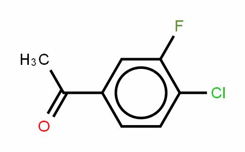 4-Chloro-3-fluoroacetophenone