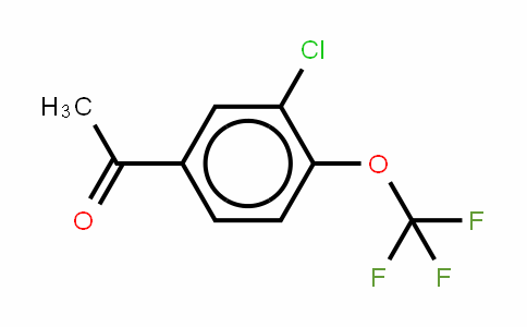 3-Chloro-4-(trifluoromethoxy)acetophenone