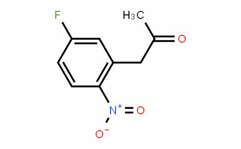 5-Fluoro-2-nitrophenylacetone