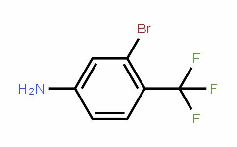 3-Bromo-4-(trifluoromethyl)aniline