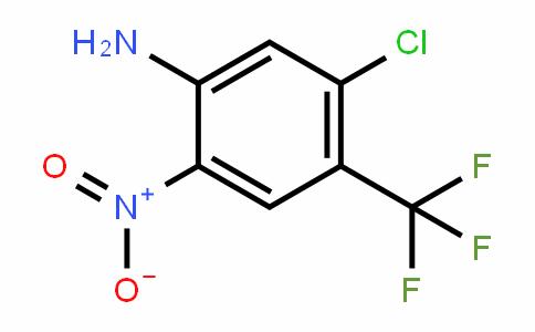 4-Amino-2-chloro-5-nitrobenzotrifluoride