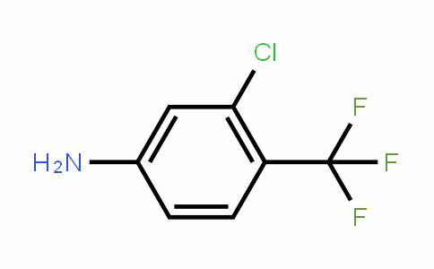 3-Chloro-4-(trifluoromethyl) aniline