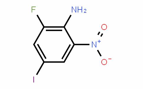 2-Fluoro-4-iodo-6-nitroaniline