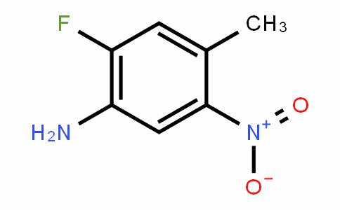2-Fluoro-4-methyl-5-nitroaniline
