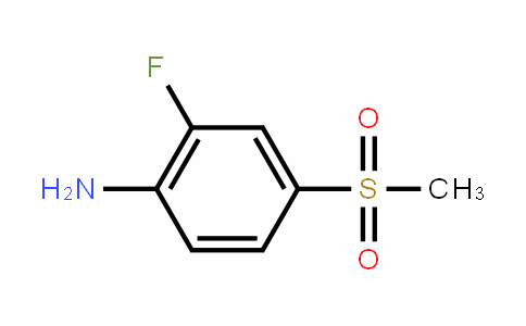 2-fluoro-4-(methylsulfonyl)aniline