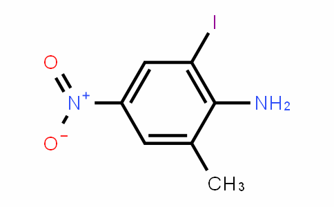 2-Iodo-6-methyl-4-nitroaniline