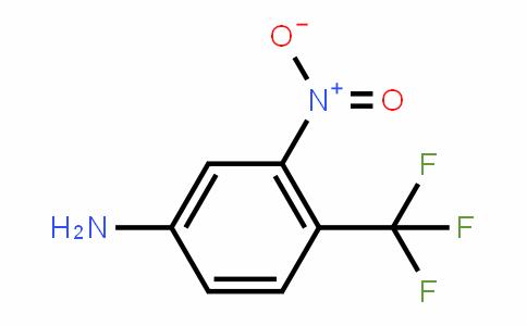 3-Nitro-4-(trifluoromethyl)aniline