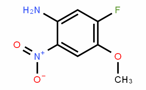 4-Amino-2-fluoro-5-nitroanisole