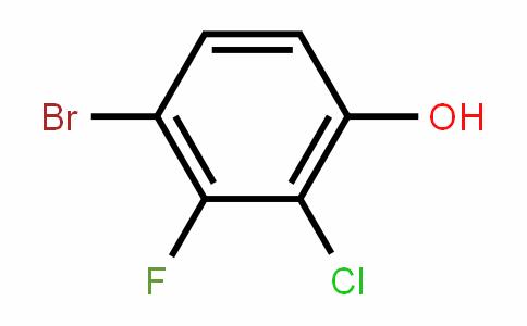 4-Bromo-2-chloro-3-fluorophenol