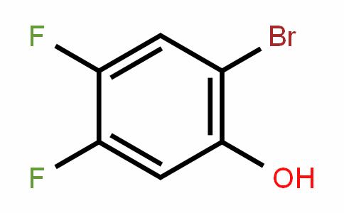 2-Bromo-4,5-difluorophenol