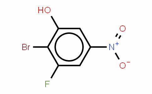 2-Bomo-3-fluoro-5-nitrophenol