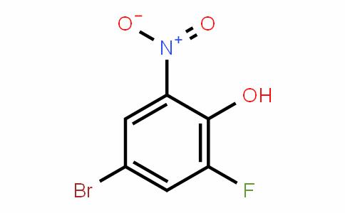 4-Bromo-2-fluoro-6-nitrophenol