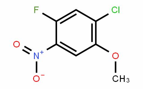 2-氯-4-氟-5-硝基苯甲醚