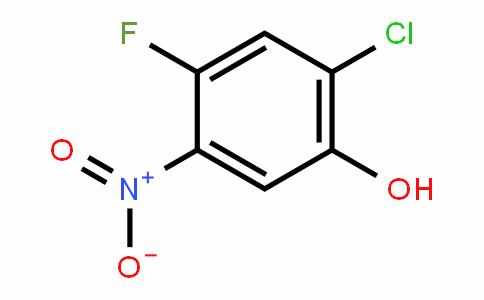 2-Chloro-4-fluoro-5-nitrophenol