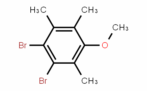 1,2-Dibromo-4-methoxy-3,5,6-trimethylbenzene