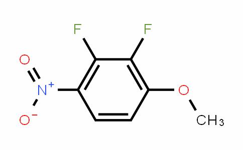 2,3-difluoro-1-methoxy-4-nitrobenzene