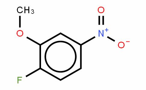 4-Fluoro-3-methoxynitrobenzene