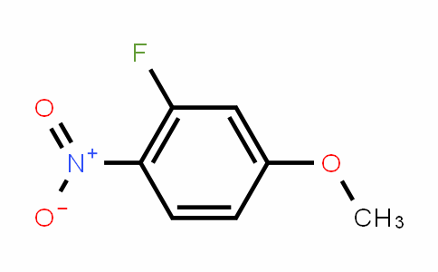 3-Fluoro-4-nitroanisole