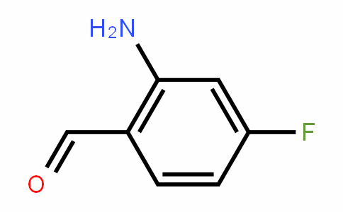 2-Amino-4-fluoro benzaldehyde