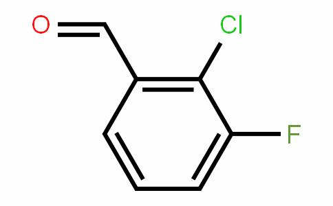 2-Chloro-3-fluorobenzaldehyde