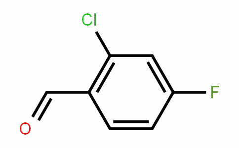 2-Chloro-4-fluorobenzaldehyde