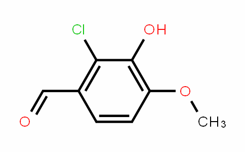 2-Chloro-3-hydroxy-4-methoxybenzaldehyde