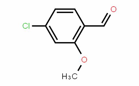 4-Chloro-2-methoxybenzaldehyde