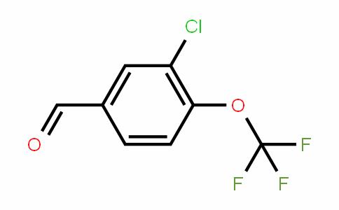 3-Chloro-4-(trifluoromethoxy)benzaldehyde