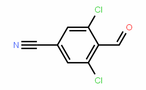 4-Cyano-2,6-dichlorobenzaldehyde