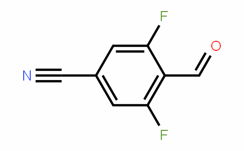 4-Cyano-2,6-difluorobenzaldehyde
